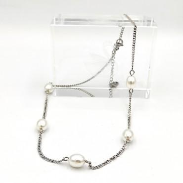 σκουλαρίκια από χειρουργικό ατσάλι ροζ χρυσό καρδιά με μαύρα/λευκά στρασάκια 15