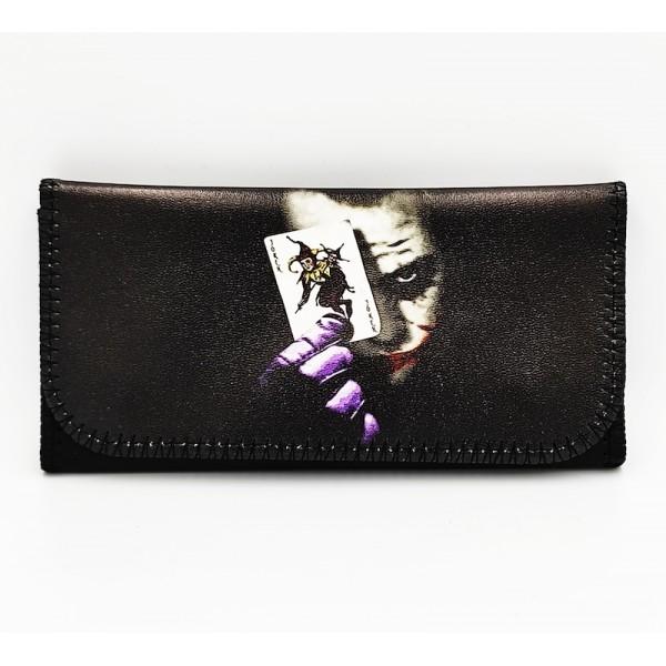 Θήκη καπνού μαύρη Joker