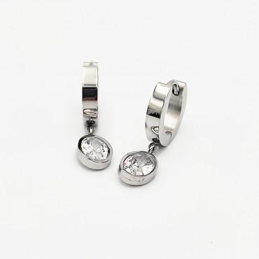 δαχτυλίδι ασήμι 925 ρόδιο καρδιά με λευκά και κόκκινο ζιργκόν 18