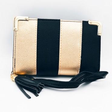 πορτοφόλι γυναικείο δερματίνη light blue 10