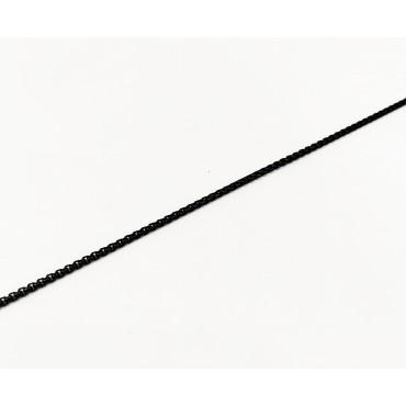 σκουλαρίκι piercing segment κρίκος από χειρουργικό ατσάλι 1.2mm x 12mm 21