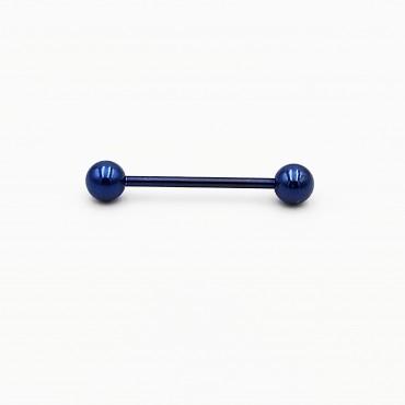 σκουλαρίκι αφαλού από χειρουργικό ατσάλι 1.6mm x 12mm καρδούλες 10