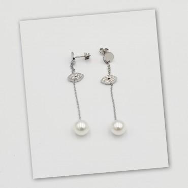 σκουλαρίκι piercing segment κρίκος από χειρουργικό ατσάλι multi 1.2mm x 8mm 20