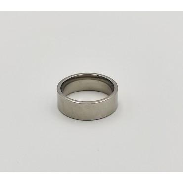 δαχτυλίδι από χειρουργικό ατσάλι 17