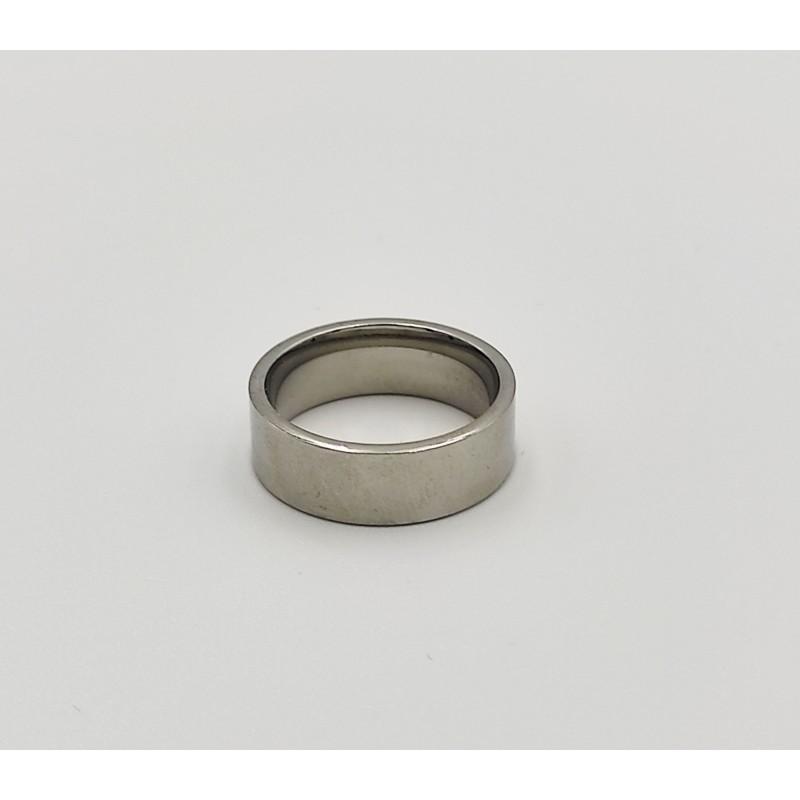 δαχτυλίδι από χειρουργικό ατσάλι 7