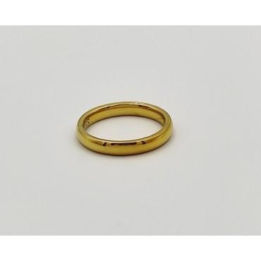 σκουλαρίκι piercing segment κρίκος από χειρουργικό ατσάλι 1.2mm x 12mm 15