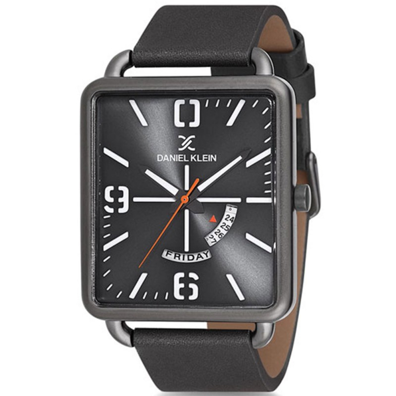ρολόι daniel klein ανδρικό με λουράκι 7