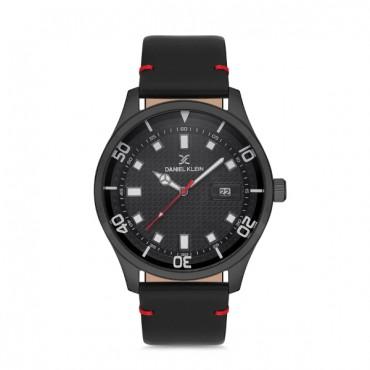 ρολόι daniel klein ανδρικό με λουράκι 22