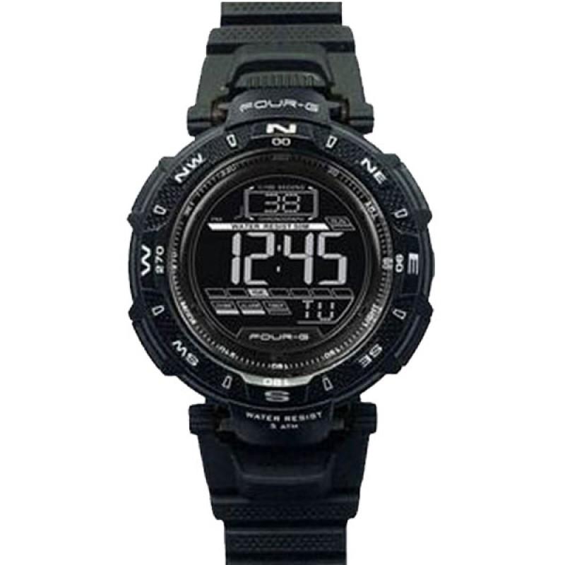 ρολόι four-g ψηφιακό ανδρικό με λουράκι 7