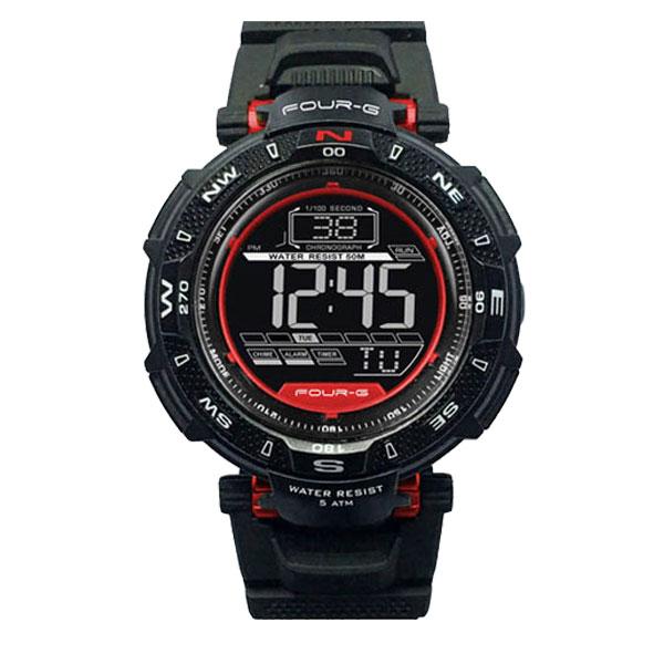 Ρολόι FOUR-G ψηφιακό ανδρικό με λουράκι
