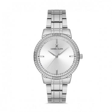 ρολόι daniel klein γυναικείο με μπρασελέ 19