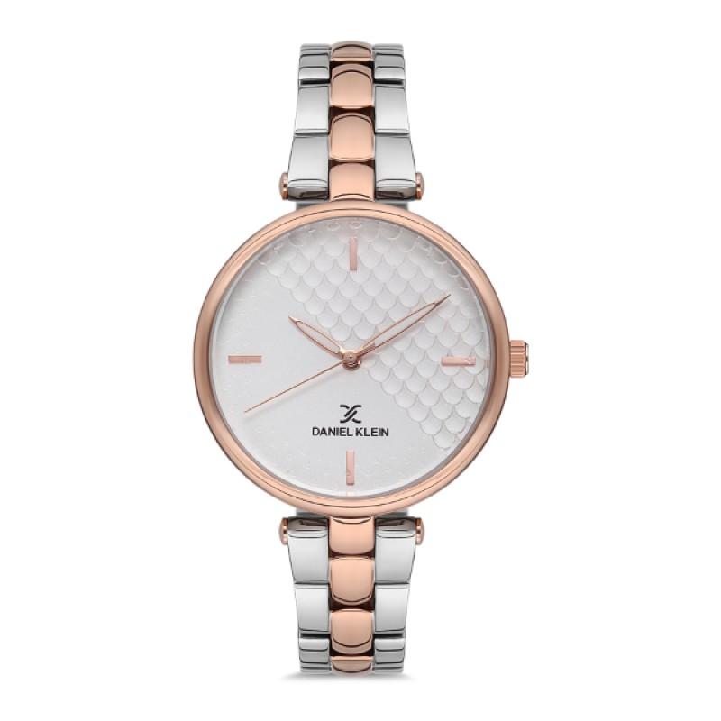 ρολόι daniel klein γυναικείο με μπρασελέ 7