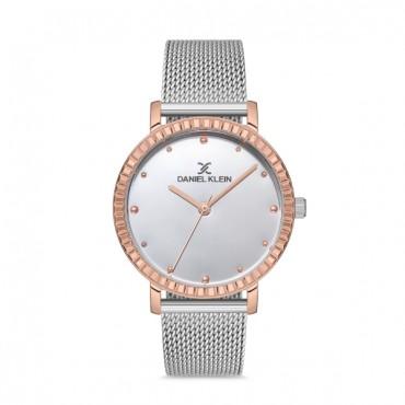 ρολόι daniel klein γυναικείο με μπρασελέ 10
