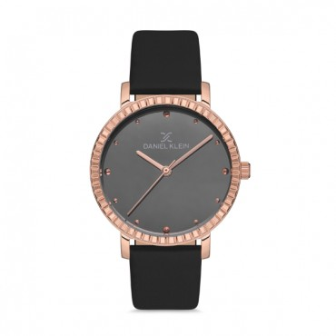 ρολόι daniel klein ανδρικό με λουράκι 12
